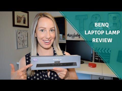 Cool Tech Review: BenQ ScreenBar Lite Laptop Lamp