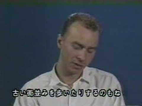 Matt Johnson (aka The The)  Interview