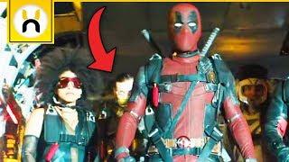 Deadpool 2 X-FORCE Team Members Explained