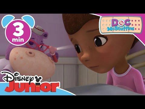 Magical Moments | Doc McStuffins: Doc's Bad Dream | Disney Junior UK