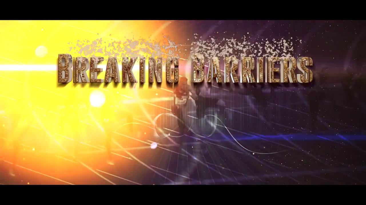 Book Promo: Breaking Barriers - YouTube