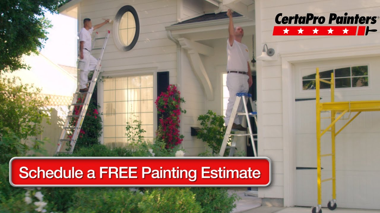 exterior house painters. Exterior House Painting Chappaqua NY  Interior Painter Westchester County CertaPro Painters YouTube