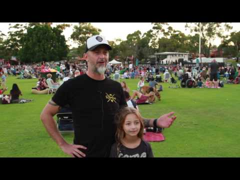 Music in the Park 2016-17