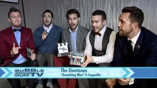 The Overtones - Gambling Man live und A Cappella bei Bubble Gum TV