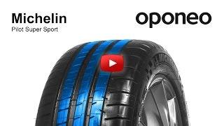 Reifen Michelin Pilot Super Sport ● Sommerreifen ● Oponeo™
