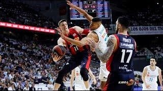 ACB Playoffs Final Real Madrid - Baskonia   Game 2