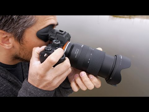 DPReview TV Tamron 28-75mm F2.8 Di III RXD Hands-On Field Test