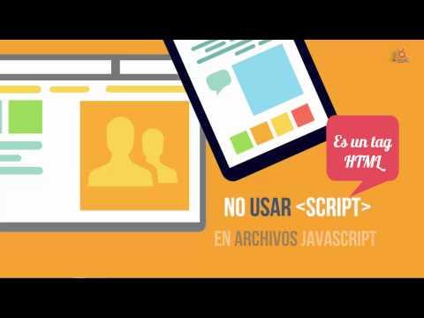 04.- Curso de JavaScript para principiantes. Cargar archivos JavaScript externos.