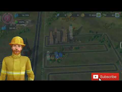PLAY GAMES ANDROID SIMCITY BUILDIT PART 9  