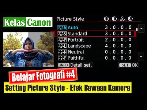 Mengenal kamera digital canon eos 600d secara singkat dan mudah..