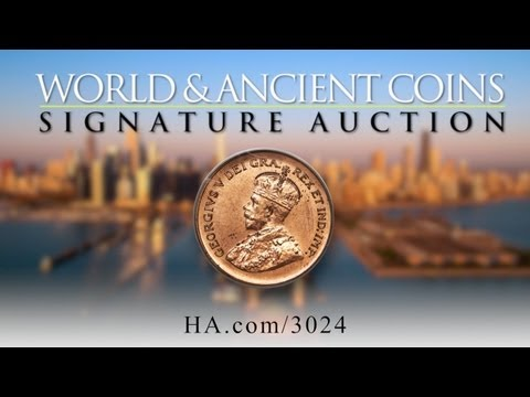 Heritage Auctions (HA.com) -- April 2013 CICF World & Ancient Coins Signature Auction