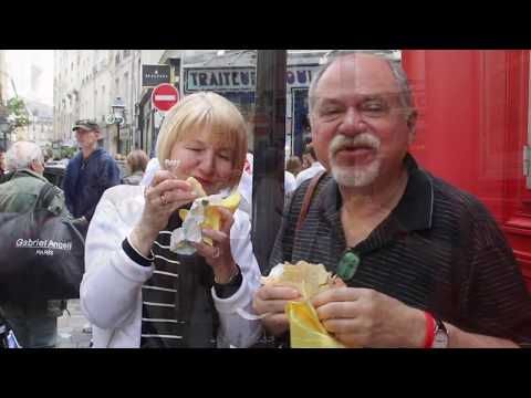 The Jewish Quarter In Paris, Authentic Jewish Food At L'As Du Fallafel And Florence Kahn.