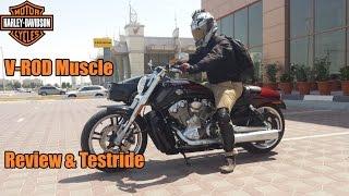 harley davidson v rod muscle review testride