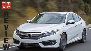 2016 Honda Civic EX Review