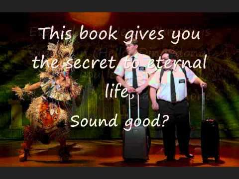The Book of Mormon Hello! Lyrics