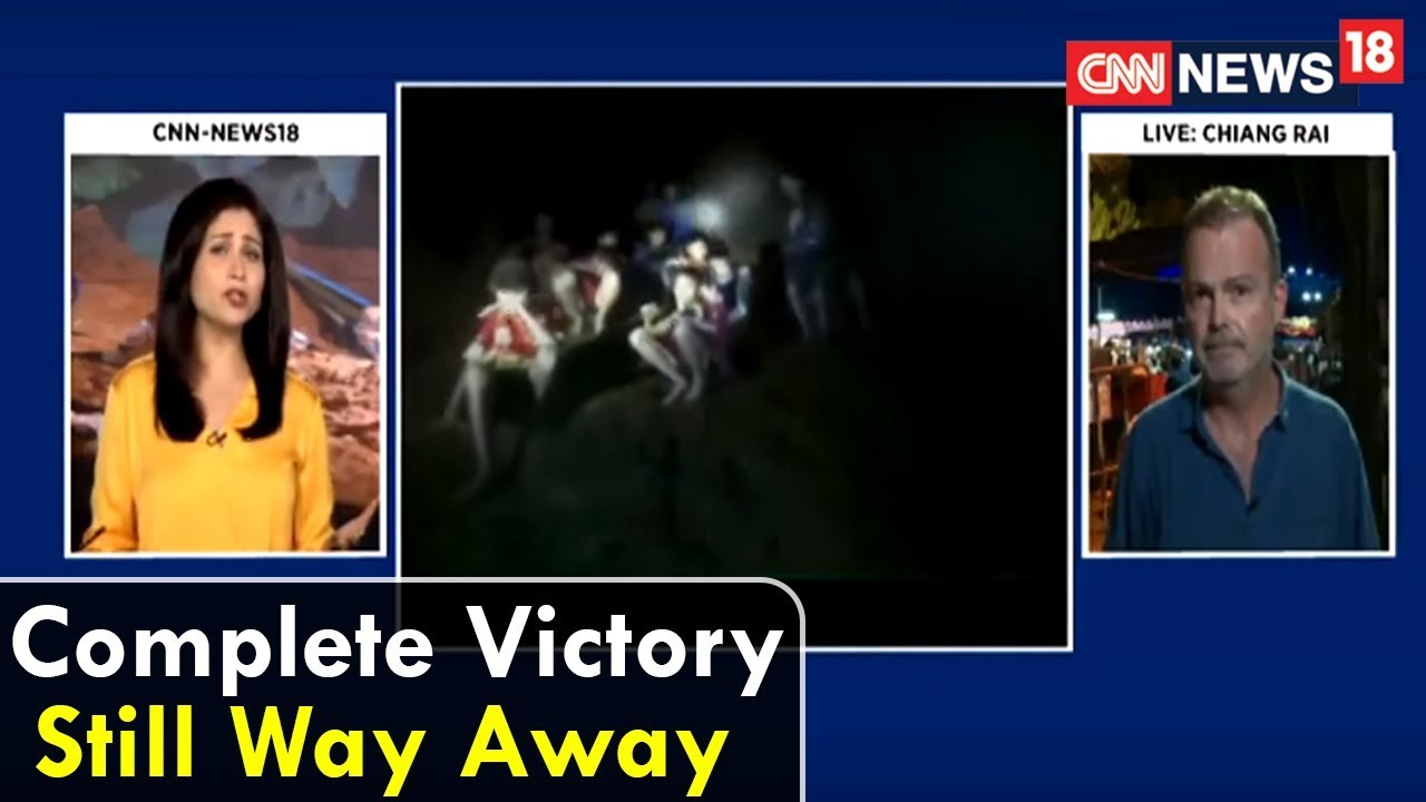 Complete Victory Still Way Away | Miracle In Cave | Epicentre Plus | CNN News18