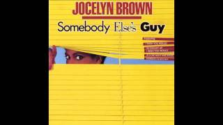 Watch Jocelyn Brown Somebody Elses Guy video