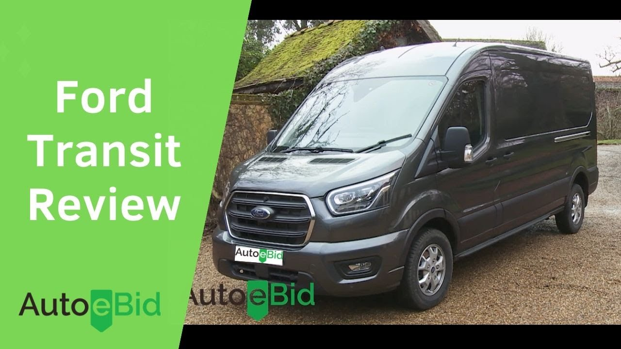 2020 Ford Transit Review Youtube