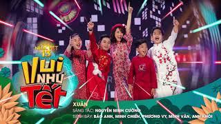 [Audio] Xuân - Bảo Anh, Minh Chiến, Phương Vy, Minh Văn, Anh Khôi | Gala Nhạc Việt 13