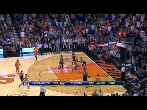 Sacramento Kings vs Phoenix Suns | November 7, 2014 | NBA 2014-15 Season