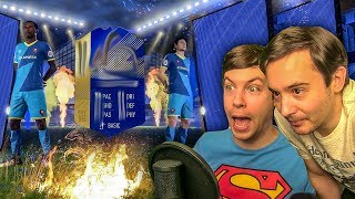 I PACKED TWO LIGUE 1 TOTS BLUES IN ONE VIDEO!!! - FIFA 18 ULTIMATE TEAM PACK OPENING