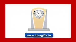 Brass Table Clocks For Corporates