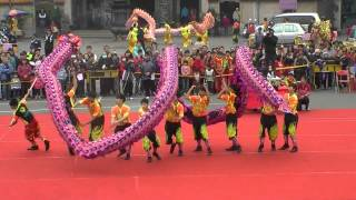 2012全國中小學競技舞龍錦標賽-芳苑國中