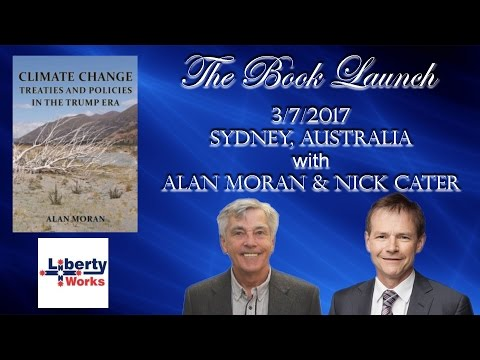 Nick Cater & Alan Moran: Climate Change in the Trump Era