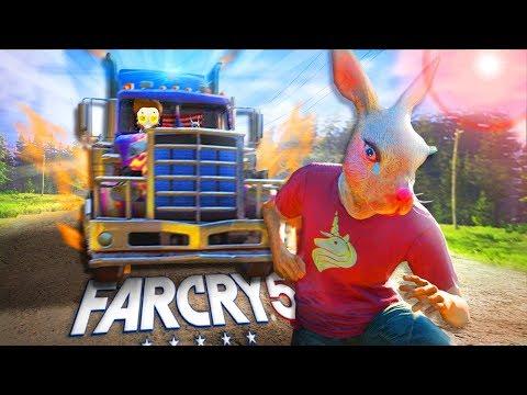 MEXIFY Überfährt FURDIS!! | Far Cry 5 - (Funny Moments Deutsch) thumbnail