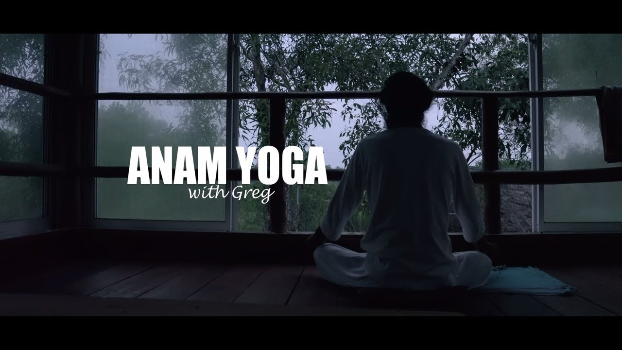 Promotional Video : Anam Yoga With Greg