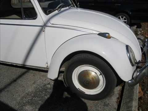 Classic 1965 Sunroof VW Bug located in Florida! 1 Owner for 35 years