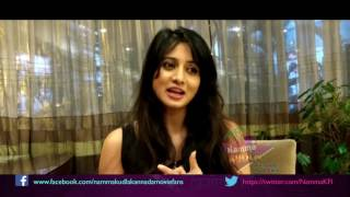 Harshika Poonacha's Exclusive  Interview