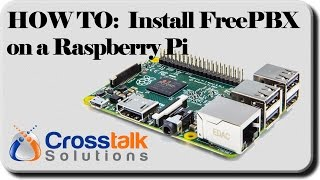 HOW TO: Install FreePBX on Raspberry Pi