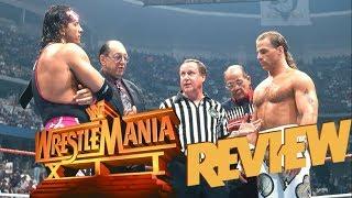 WWF WrestleMania XII Review
