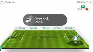 Barcelona vs alaves la liga live this match will be played at and start 19th july 2020. comment...