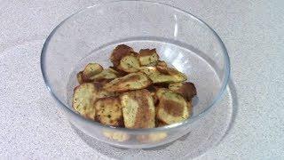Хрустящие Картофельные Чипсы в Духовке