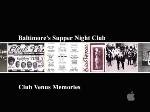 "Marvin Gaye, ""I Heard It Through The Grapevine"" (intro to Club Venus Memories)"