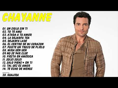 CHAYANNE Sus Mejores Éxitos – CHAYANNE 30 Grandes Éxitos Enganchados Chayane Sus Mejores Canciones |  Mp3 Download