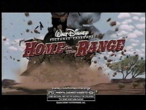 Disney's - Home on the Range TV Spot (2004)