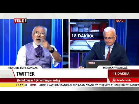 18 Dakika - Merdan Yanardağ & Emre Kongar (11 Eylül 2018) | Tele1 TV