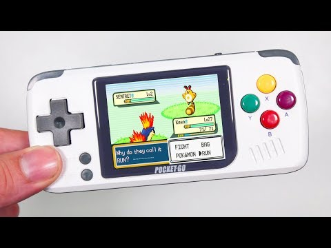 Unboxing Bittboy Pocket Go