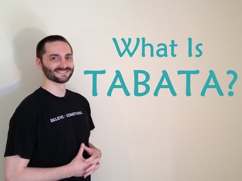 All you need to Learn About Tabata Training