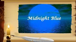 Melissa  Manchester  ♥♫ Midnight Blue Lyrics♫♥