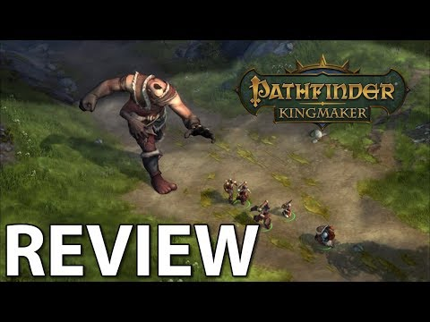 Pathfinder Kingmaker Review - the most interesting rpg of the year
