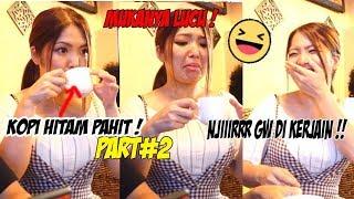 REAKSI CEWE JEPANG COBA MINUM KOPI HITAM PAHIT INDONESIA! feat hiroko KOCAK PART 2