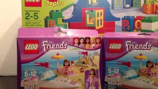 Bricks By The Beach Lego Haul #7, TJ Max