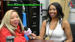 Tiny Harris Interview with The Movement Magazine REMIXED about the GMGB