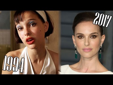 Thumbnail: Natalie Portman (1994-2017) all movies list from 1994! How much has changed? Before and After!