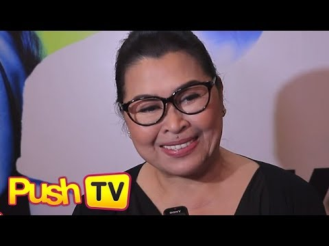 Push TV: Elizabeth Oropesa returns to the big screen with 'Chedeng at si Apple'