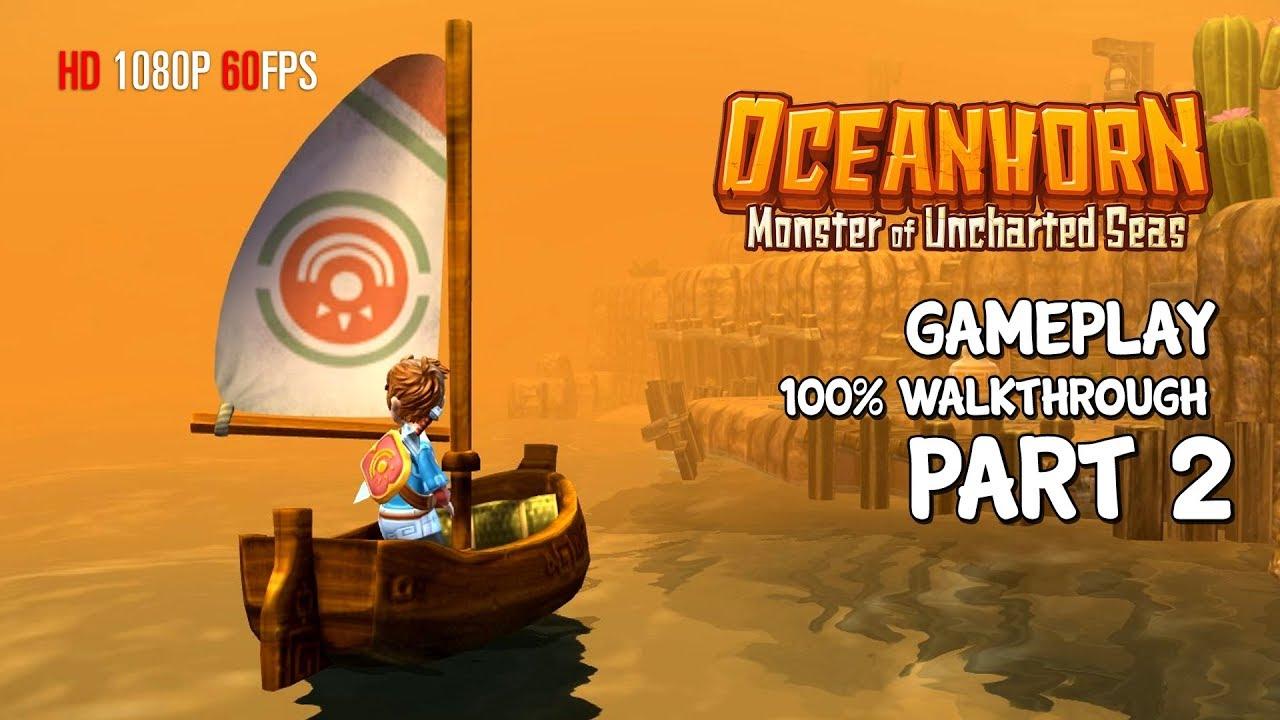 oceanhorn complet
